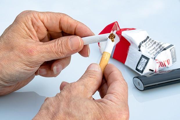 Σταματήστε το κάπνισμα