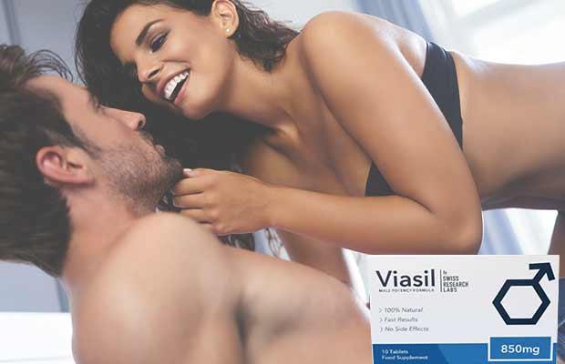 viasil - χάπι για στυτική δυσλειτουργία
